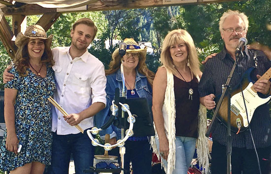 Sagebrush Rebels Band-2018 Jazz & Beyond Carson City Music Festival